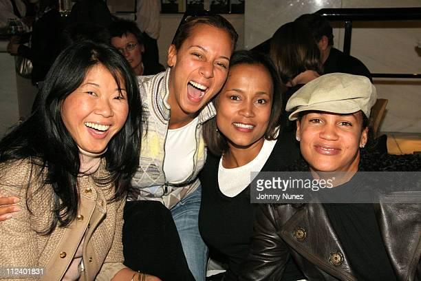 Karen Kwak Tracey Waples Monique Robinson and Erica Reid