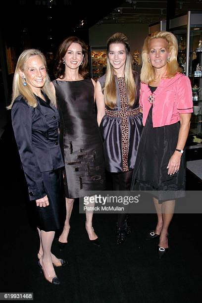 Karen LeFrak Alexia Hamm Ryan Alexandra Lind Rose and Muffie Potter Aston attend The Society of Memorial SloanKettering Cancer Center's 20th Annual...