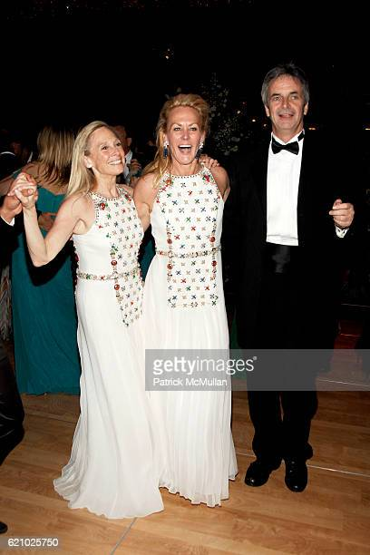 Karen LeFrak Muffie Potter Aston and Kevin McKenzie attend AMERICAN BALLET THEATRE 68th Annual Spring Gala at Metropolitan Opera House on May 19 2008...