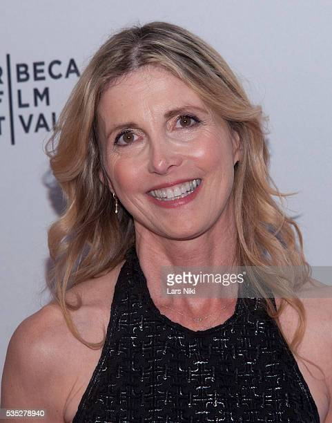 Karen Leigh Hopkins attends the Miss Meadows screening at the SVA Theater in New York City © LAN