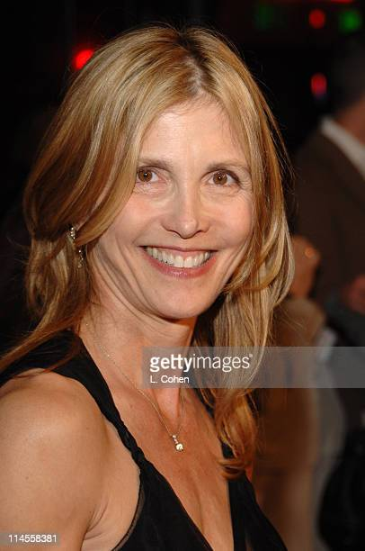Karen Leigh Hopkins writer during Because I Said So Los Angeles Premiere Red Carpet at Arclight in Los Angeles California United States