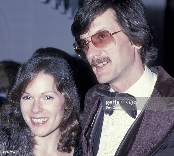 Karen Lynn Gorney and John Badham attend the party for Fourth Annual People's Choice Awards on February 20 1978 at Chasen's Restaurant in Beverly...