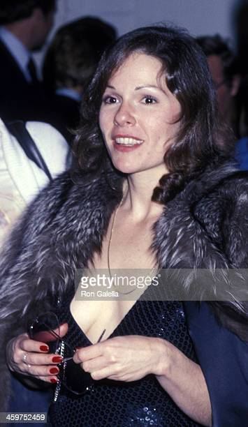 Karen Lynn Gorney attends the party for Fourth Annual People's Choice Awards on February 20 1978 at Chasen's Restaurant in Beverly Hills California