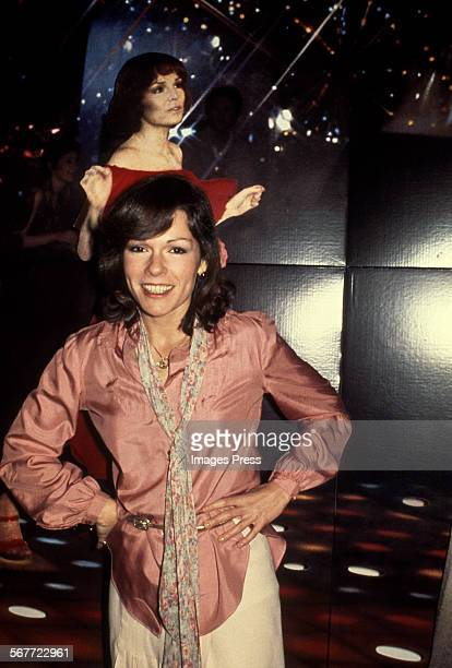 Karen Lynn Gorney attends the Premiere of Saturday Night Fever circa 1977 in New York City