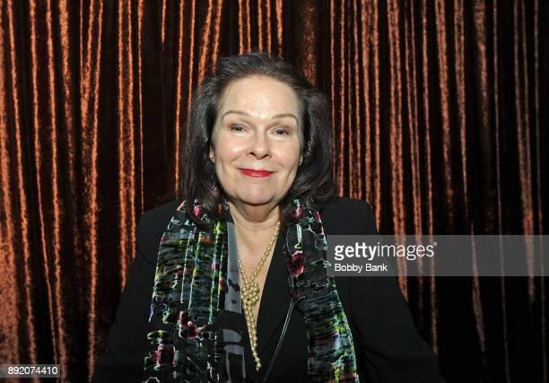 Karen Lynn Gorney attends the Saturday Night Fever 40th Anniversary Celebration at former 2001 Odyssey Disco location at Bamboo Garden Restaurant on...