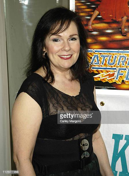 Karen Lynn Gorney during 2006 Big Apple Comic Book Art Toy and Horror Expo Press Reception at Penn Plaza Pavilion in New York City New York United...