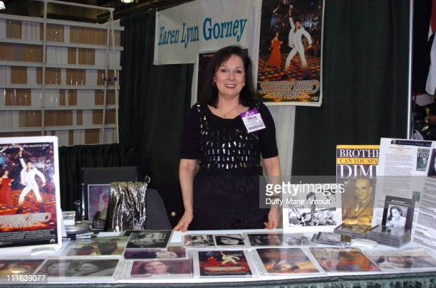 Karen Lynn Gorney during 2006 New York ComicCon Day 1 at Jacob Javits Center in New York New York United States