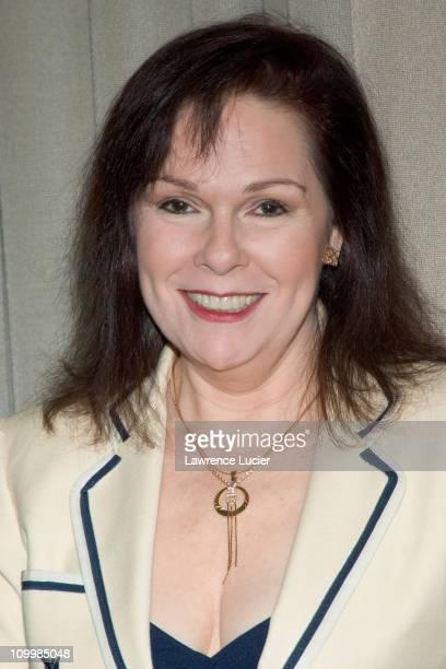 Karen Lynn Gorney during The National Comic Book Art and SciFi Expo November 18 2005 at Penn Plaza Hotel in New York City New York United States