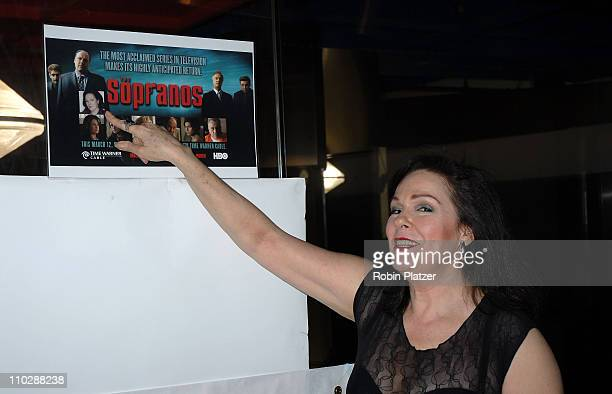Karen Lynn Gorney from Saturday Night Fever and All My Children