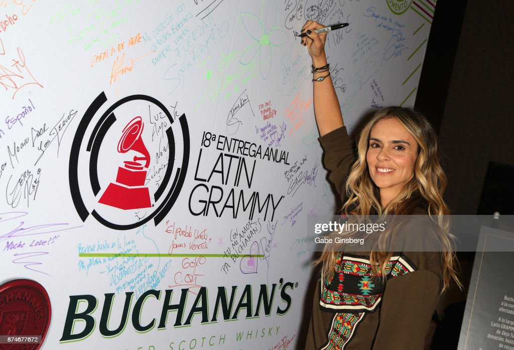 The 18th Annual Latin Grammy Awards - Gift Lounge - Day 3
