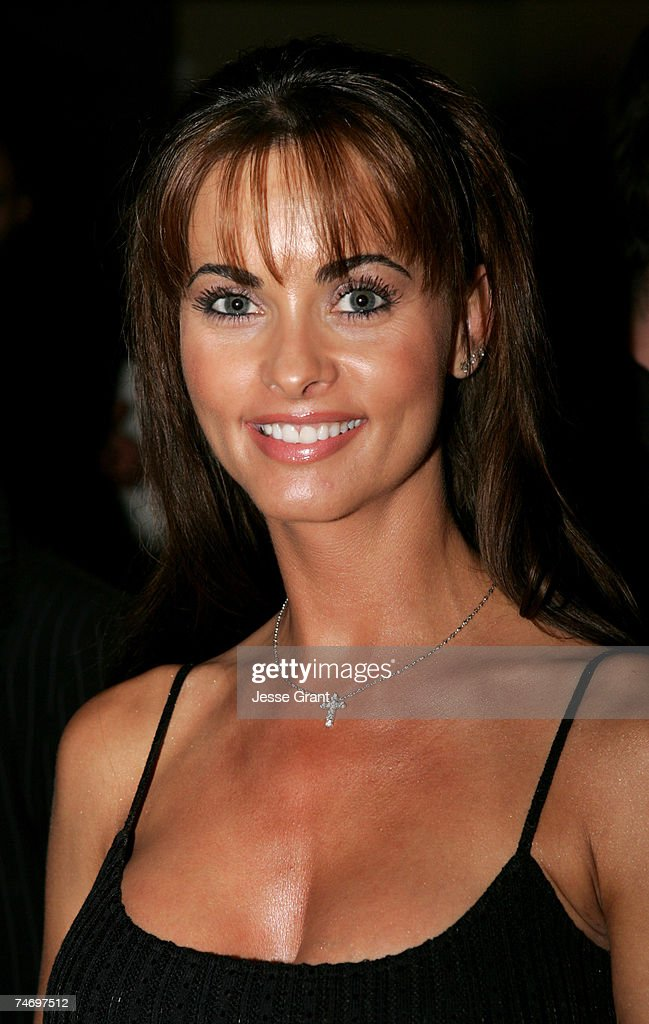 Karen Mcdougal At The Henry Fonda Theatre In Hollywood, California News Photo  Getty -4910