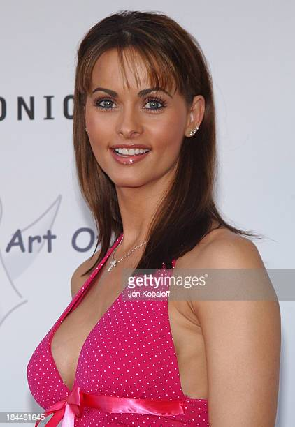 Karen McDougal during Miramax Films Archie Comics and Kitson Launch New Apparel Line Featuring Betty Veronica at Kitson Retail Store in Beverly Hills...