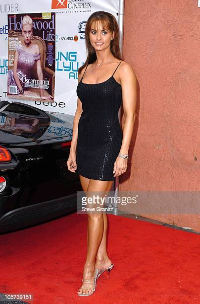 Karen McDougall during Movieline's Hollywood Life 7th Annual Young Hollywood Awards Arrivals at Music Box at The Fonda in Hollywood California United...