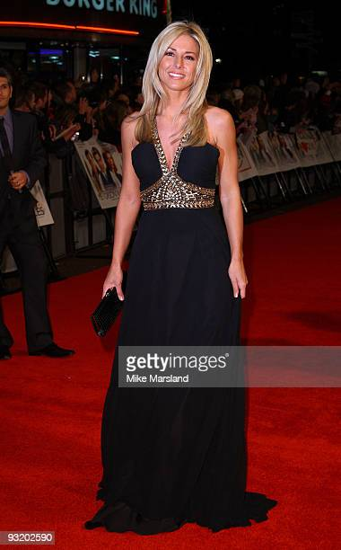 Karen McKay attends the UK Film Premiere of 'Me Orson Welles' at Vue West End on November 18 2009 in London England