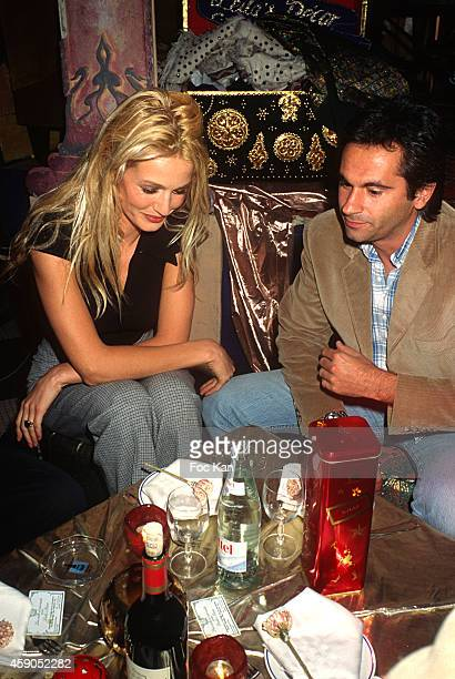 Karen mulder jean yves le fur stock photos and pictures for Les bains douches paris