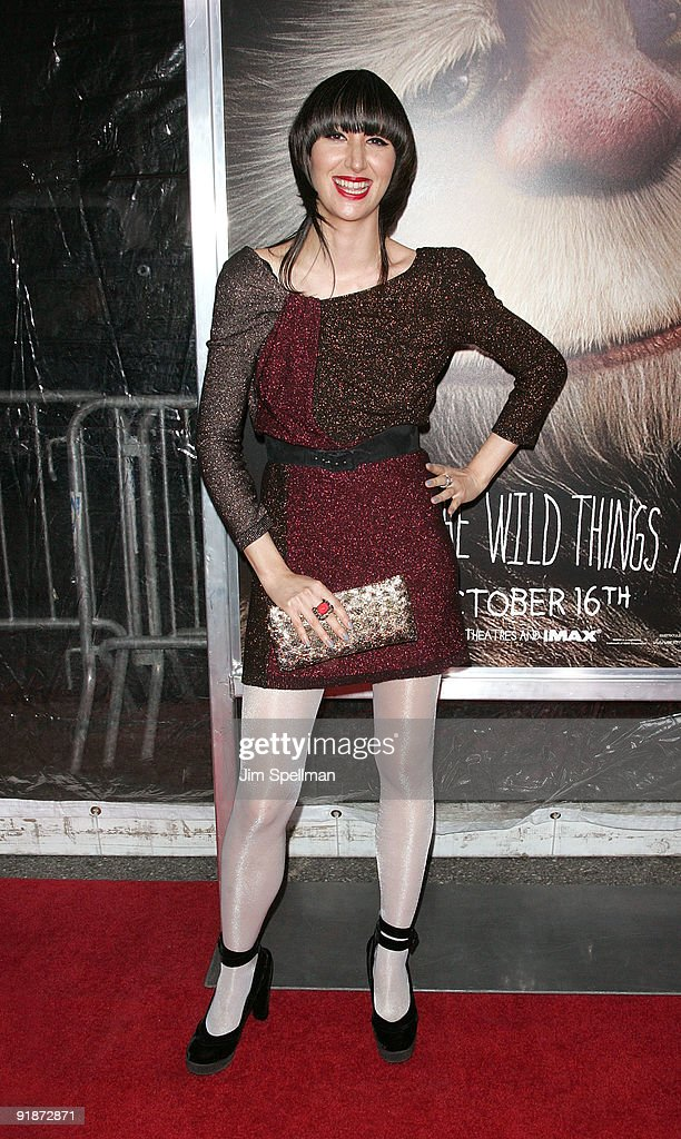 """Where The Wild Things Are"" New York Premiere - Outside Arrivals"