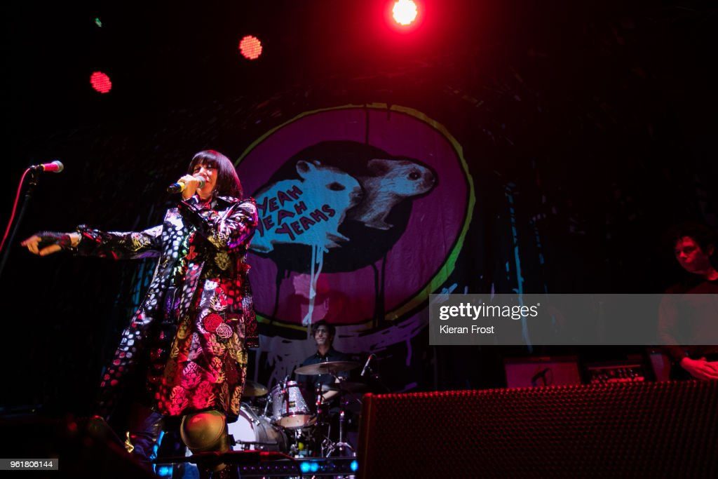 Yeah Yeah Yeahs Perform At 3Arena Dublin