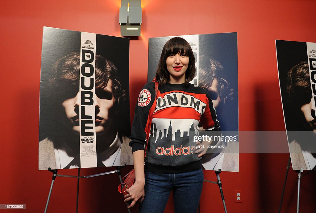 """The Double"" New York Screening"