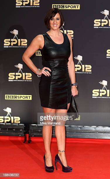 Karen Pickering attends the BBC Sports Personality Of The Year Awards at ExCel on December 16 2012 in London England