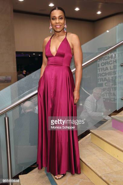 Karen Pittman attends the 33rd Annual Lucille Lortel Awards on May 6 2018 in New York City