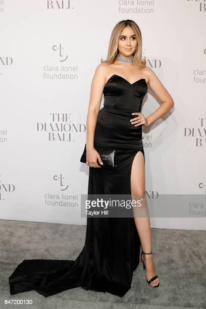 Karen Rodriguez attends the 3rd Annual Diamond Ball at Cipriani Wall Street on September 14 2017 in New York City