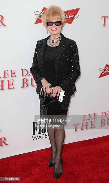 Karen Sharpe attends the premiere of the Weinstein Company's Lee Daniels' The Butler at Regal Cinemas LA Live on August 12 2013 in Los Angeles...