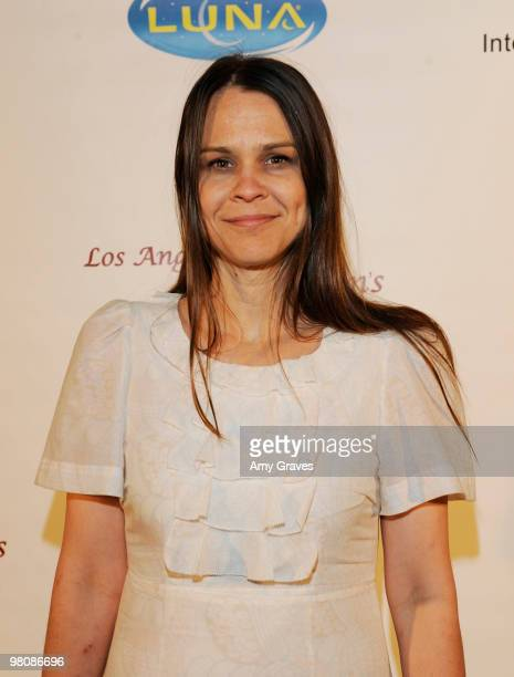 Karen Skloss attends the Los Angeles Women's International Film Festival Opening Night Gala at Libertine on March 26 2010 in Los Angeles California