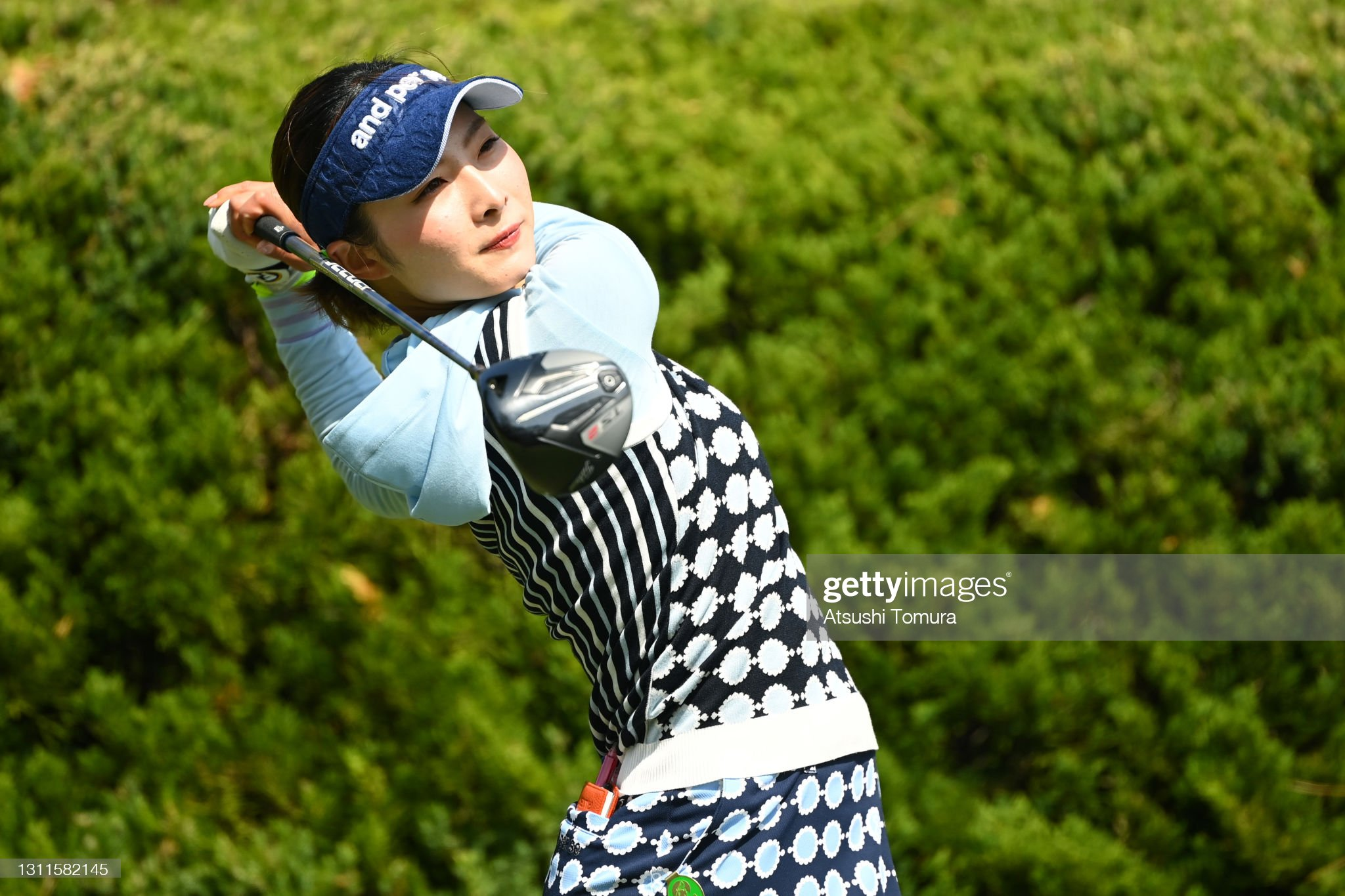 https://media.gettyimages.com/photos/karen-tsuruoka-of-japan-hits-her-tee-shot-on-the-2nd-hole-during-the-picture-id1311582145?s=2048x2048