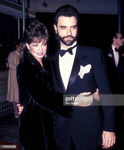 Karen Valentine and Gary Verna attend the premiere of City Heat on December 5 1984 in Los Angeles California