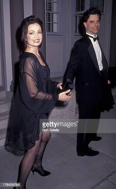 Karen Valentine attends 17th Annual People's Choice Awards on March 11 1991 at Paramount Studios in Hollywood California