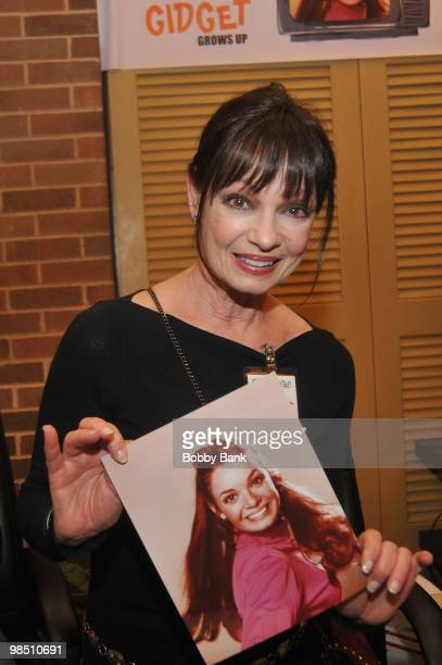 Karen Valentine attends Day 1 of the 2010 Chiller Theatre Expo at the Hilton Parsippany on April 16 2010 in Parsippany New Jersey