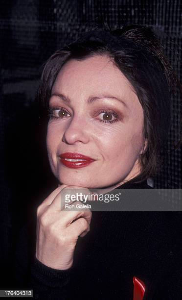 Karen Valentine attends Sixth Annual Broadway Cares Benefit on April 14 1992 at the Palace Theater in New York City