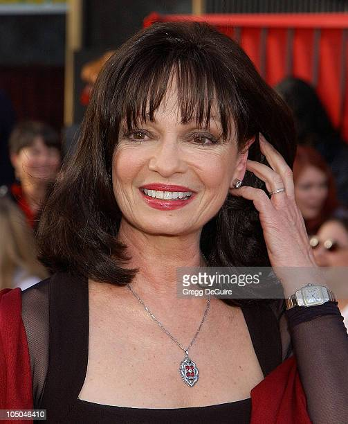 Karen Valentine during ABC's 50th Anniversary Celebration at The Pantages Theater in Hollywood California United States