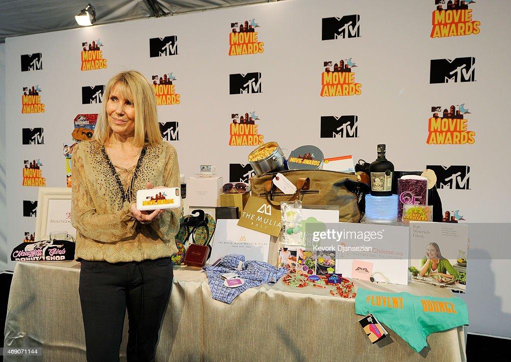 MTV Movie Awards Press Junket : News Photo