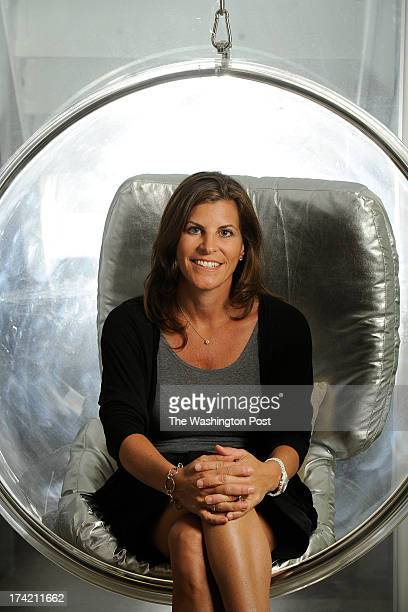 Karen Zuckerman poses for a portrait at the offices of Dormify and Hirshorn Zuckerman Design Group Inc on Monday August 8 2011 in Rockville MD...