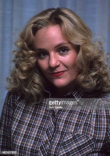 KareyLouis poses for an exclusive photo session on January 20 1982 at KareyLouis and Eric Scott's condo in Studio City California