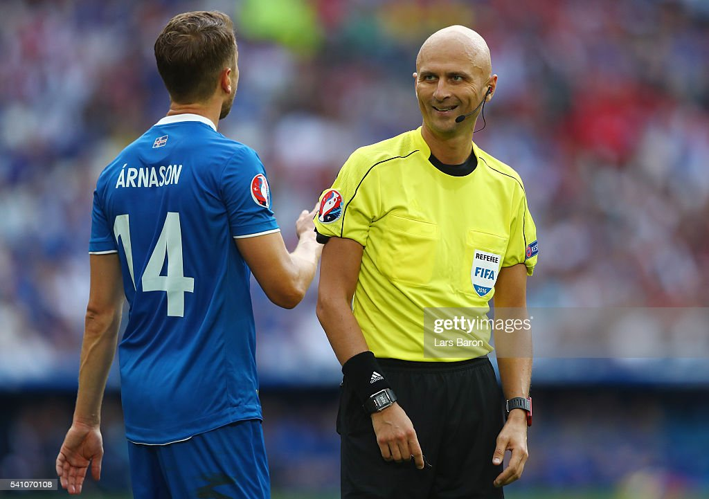 Iceland v Hungary - Group F: UEFA Euro 2016 : News Photo