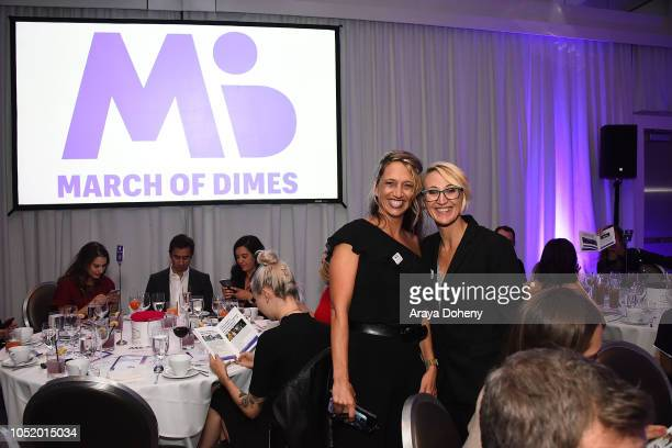 Kari Boatner attends the March of Dimes Signatures Chefs Auction Los Angeles on October 11 2018 in Beverly Hills California