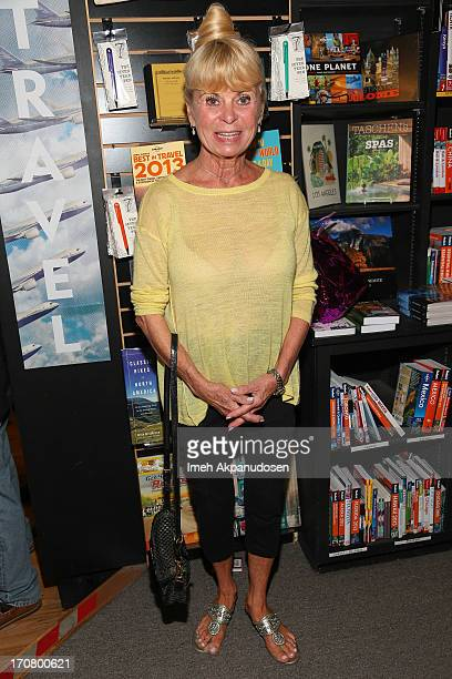 Kari Clark attends Gary US Bonds' book signing for 'By US Bonds That's My Story' at Book Soup on June 17 2013 in West Hollywood California