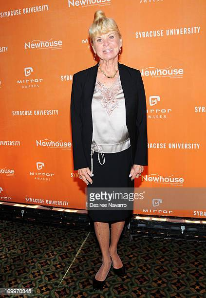 Kari Clark attends the 2013 Newhouse Mirror Awards Luncheon at Cipriani 42nd Street on June 5 2013 in New York City