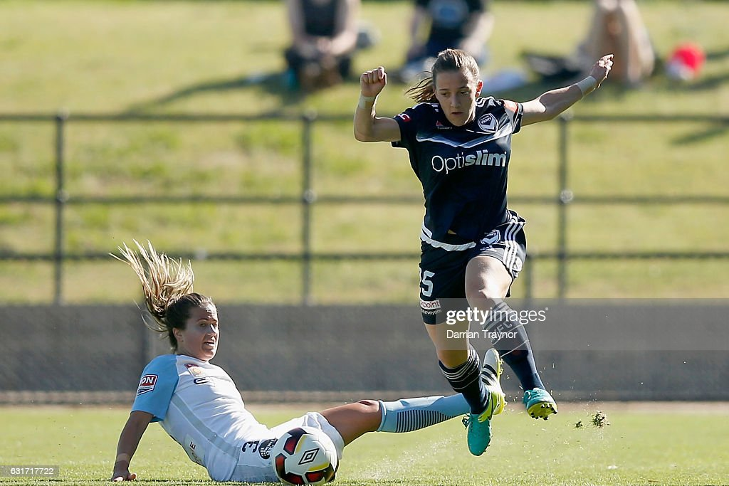 W-League Rd 12 - Melbourne Victory v Melbourne City : News Photo