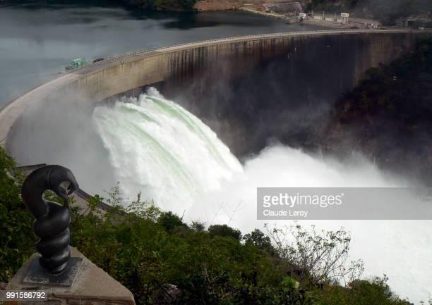 kariba dam - kariba dam stock pictures, royalty-free photos & images