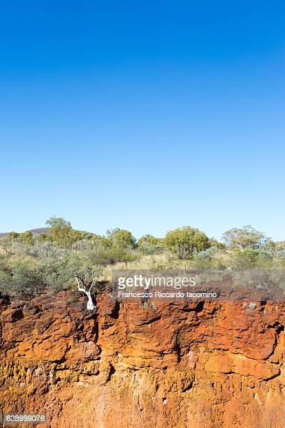 karijini national park, western australia - francesco riccardo iacomino australia foto e immagini stock