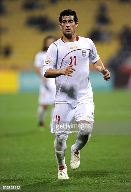 Karim Ansarifard of Iran
