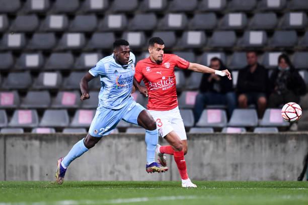 FRA: Nimes Olympique v AC Ajaccio - Ligue 2 BKT