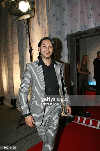Karim Bei Der Aol Media Night Im Rahmen Der Ifa Im Restaurant Felix In Berlin