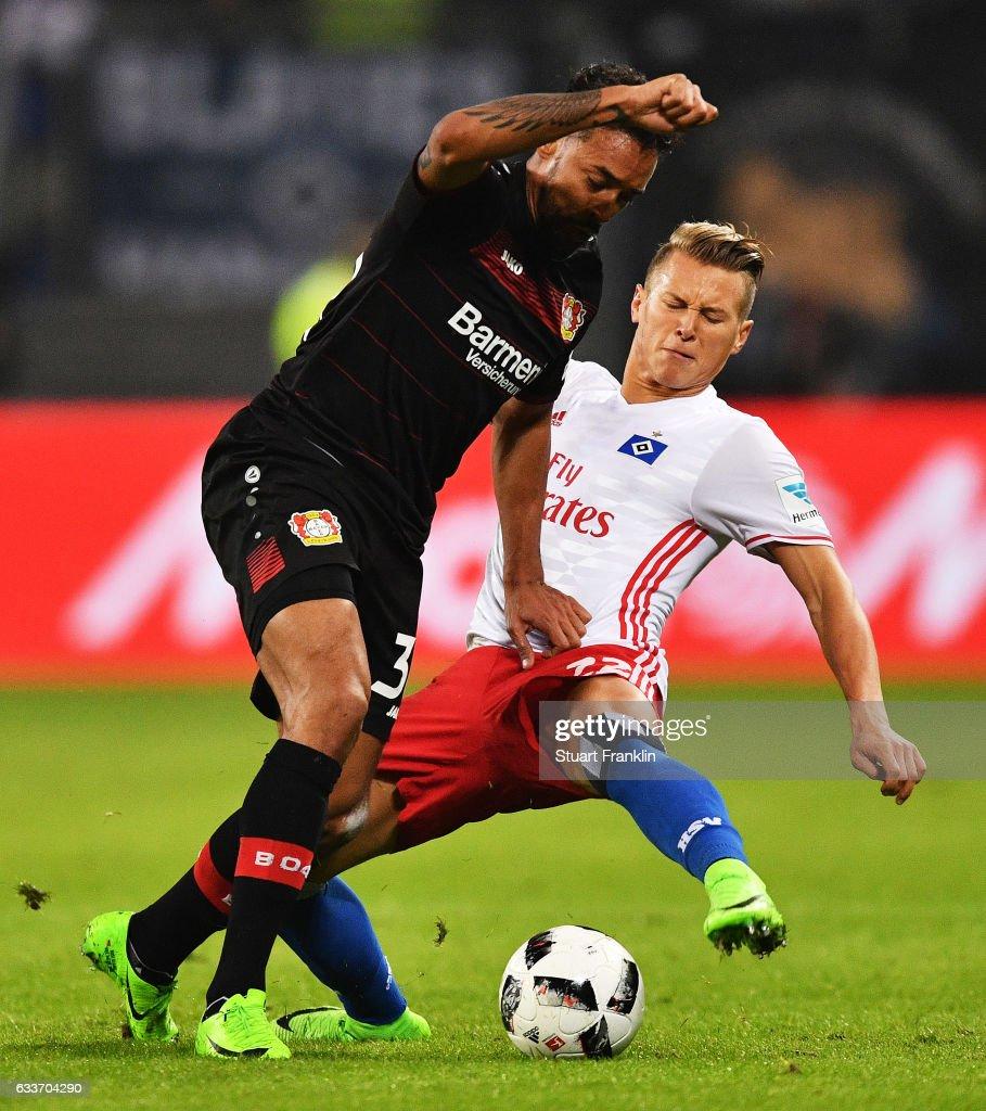 Hamburger SV v Bayer 04 Leverkusen - Bundesliga