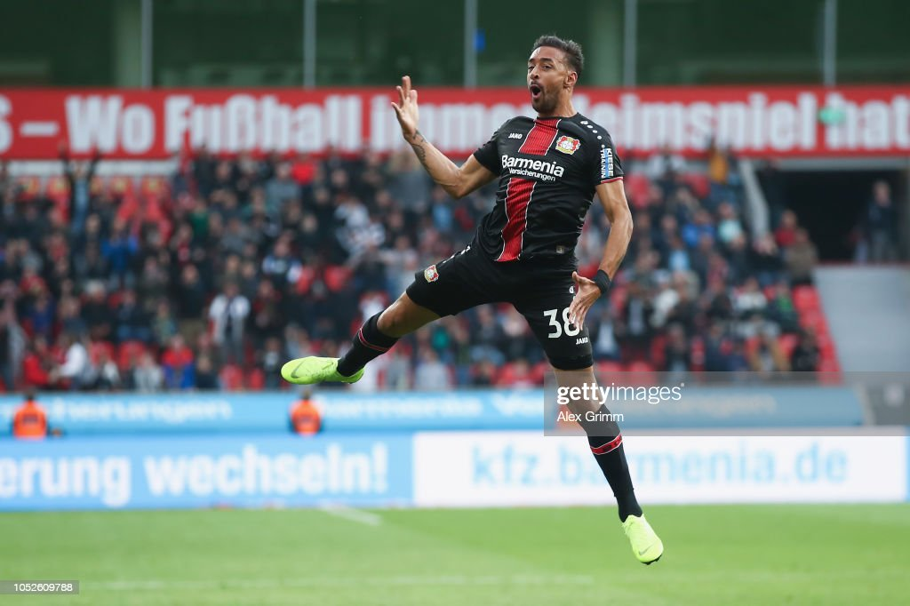 Bayer 04 Leverkusen v Hannover 96 - Bundesliga : News Photo