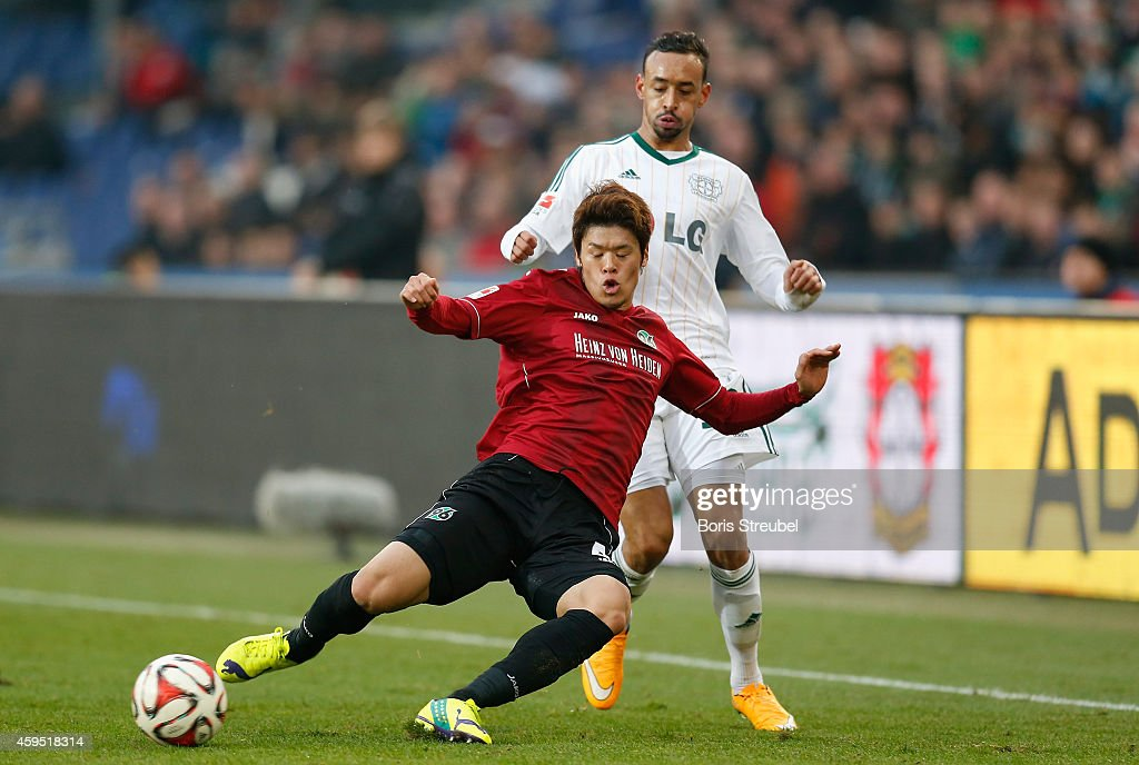 Hannover 96 v Bayer 04 Leverkusen - Bundesliga : News Photo