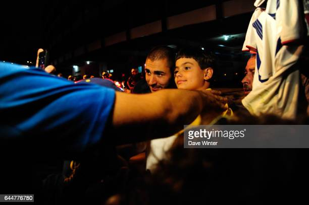 Karim BENZEMA - - Entrainement - France - Coupe du Monde 2014 - Riberao Preto, Photo : Dave Winter / Icon Sport